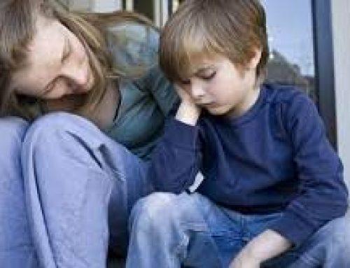 Οι ενοχές είναι υγιείς για τα παιδιά στις σωστές δόσεις