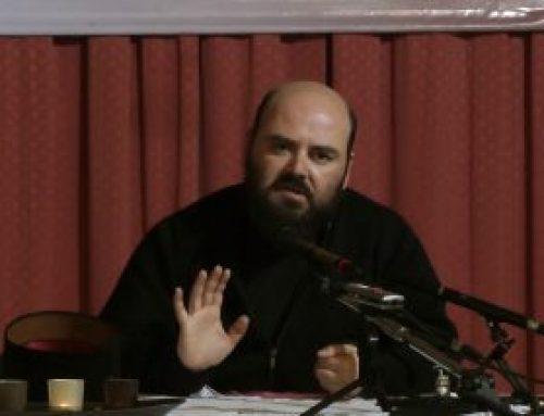 ΒΙΝΤΕΟ: Ρεπορτάζ Αχελώος tv για την εκδήλωση της ΔΙΑΠΛΑΣΗ με ομιλητή τον π. Χαράλαμπο Παπαδόπουλο (Λίβυο)